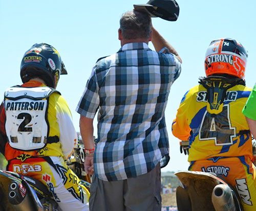 Jacqueline Strong and Jessica Patterson 2012 Hangtown Gate